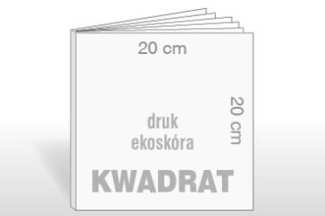 Fotoksiążka kwadratowa