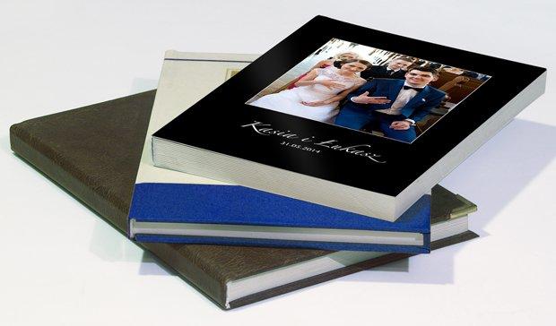 Fotoksiążka-różne okładki; fotoksiążki drukowane